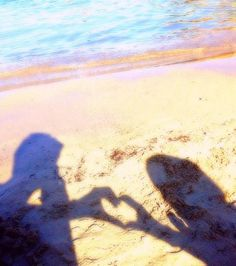 Shadows in love: my daughter and me