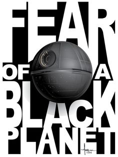 """""""FEAR OF A BLACK PLANET"""""""