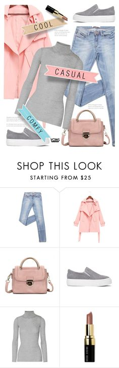 """""""Yoins 3.9"""" by monazor ❤ liked on Polyvore featuring Balmain, Bobbi Brown Cosmetics, yoins, yoinscollection and loveyoins"""