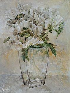 Linda Thompson, 'A Little Magic', 12'' x 16'' | Galerie d'art - Au P'tit Bonheur - Art Gallery