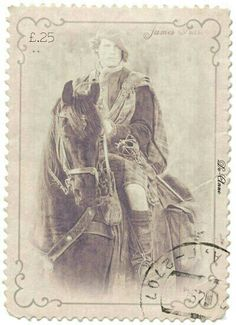 Another of my Outlander stamps