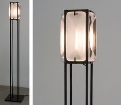 When searching for a lamp for your house, the number of choices are almost limitless. Find the most suitable living room lamp, bedroom lamp, table lamp or any other type for your particular area. Luminaire Design, Lamp Design, Chair Design, Design Design, Lampe Bauhaus, Chandeliers, Modern Floor Lamps, Room Lamp, Custom Lighting