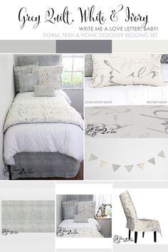 Beautiful Designer Dorm Room Bedding Part 8