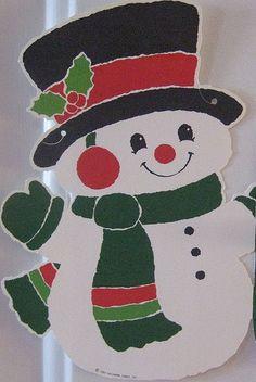 Hallmark Vintage Snowman