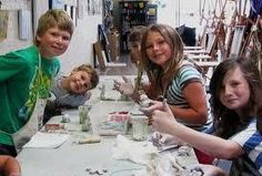Homeschool Art: Sculpture and Clay Austin, TX #Kids #Events