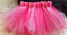 DIY Valentine's Day Projects: Tulle Skirt      Welcome! Make sure to s ubscribe to our daily  email newsletter   to learn how to save the ...