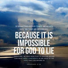 Hebrews 6:18