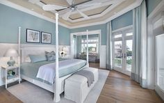 Barefoot Beach, Bonita Springs, FL - Seaside Estate. Interior Design - Ruta Menaghlazi, Freestyle Interiors