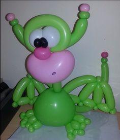 Dragon balloon animal #dragon  #balloon #sculpture #twist #art #animal