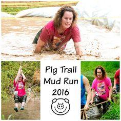 Stone Cottage Adventures: Pig Trail Mud Run