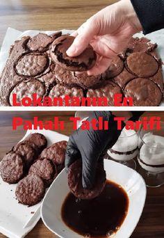 Pin by TC Nigar Tezcan on tezcan Restaurant, Chocolate Fondue, Tiramisu, Waffles, Deserts, Food And Drink, Beef, Cookies, Baking