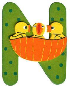 15ec7b18a432b2ac982185ece43ebdfc Pre Crafts Letter N Template on free printable alphabet, for preschoolers,