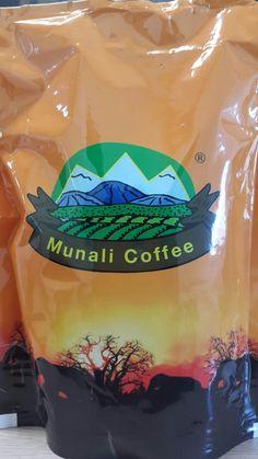 잠비아 #무날리 커피 #ZAMBIA #Munali coffee originates from Zambia in Sub - Saharan #Africa #아프리카 #잠비아 .  This is a well balanced coffee with sweet fruity flavour and smooth finish.