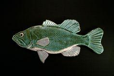 Clay fish by Dan Ryan
