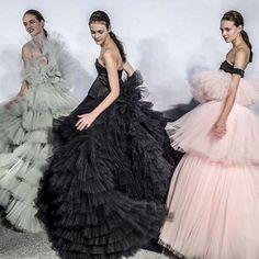Giambattista Valli Paris Couture runway