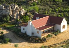 Guest Farms - Petersfield Mountain Cottages in Citrusdal, Western Cape, South Africa