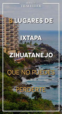 #Ixtapa #Zihuatanejo es un destino en #México que atrae a miles de locales y turistas por sus numerosas #atracciones naturales. ¿Quieres saber más?