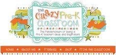 The Crazy Pre-K Classroom Blog