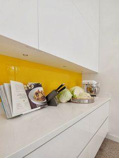 51 best PLC - cocinas/kitchen images on Pinterest | Kitchen modern Kitchen Ideas With Yellow Walls Html on antique kitchen cabinets with yellow walls, home decor ideas with yellow walls, remodeling kitchen with yellow walls, flooring with yellow walls, curtains with yellow walls,