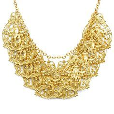 Spanish Lace Necklace, $115, now featured on Fab.