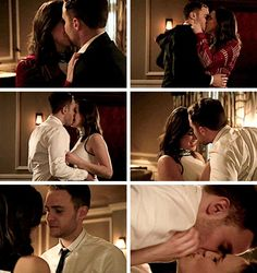 Tearing each others jackets off! FITZSIMMONS FINALLY DO THE THING