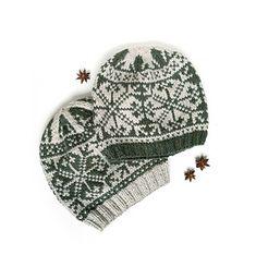 Ravelry: Selbu Snowflake Hat pattern by Olga Begak Etsy Shop Names, My Etsy Shop, Moose Hat, Aran Weight Yarn, Bunny Hat, Unique Bags, Knitting Designs, As You Like, Snowflakes
