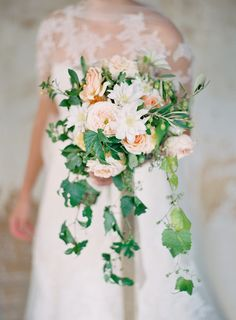 Photography: Jose Villa - josevillablog.com Floral Design: Flowerwild - flowerwild.com  Read More: http://www.stylemepretty.com/2014/02/06/elegant-carmel-wedding-with-photography-by-jose-villa/