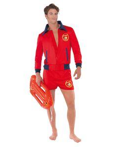 I need me a Baywatch man! lol  Baywatch Adult Mens Costume