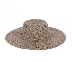 Καπέλο Ψάθινο σε Καφέ Χρώμα 39εκ x 39εκ x 10εκ Hats, Fashion, Moda, Hat, Fashion Styles, Fashion Illustrations, Hipster Hat
