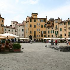 Lucca, Tuscany Italy Had a lovely lunch here with my Sweetheart