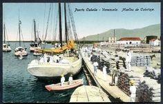 antiguo puerto de cabotaje de Puerto Cabello