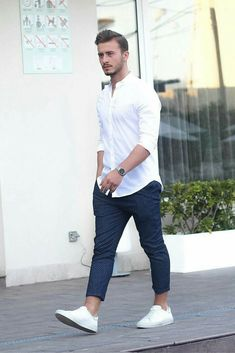 everyday outfit formulas, simple street style looks for men.. #mens #fashion #style http://addfashioninfo.blogspot.com/2017/06/current-fashion-hairstyles-for-men.html #MensFashionHairstyles