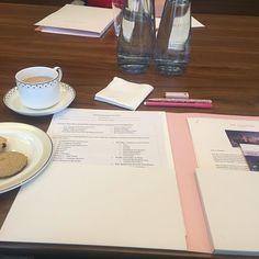 Boardroom Meetings. by pamelaleighamay