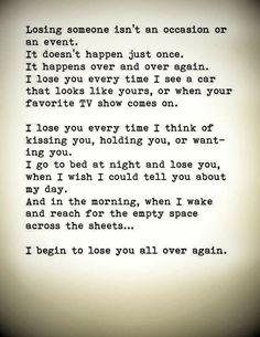 It's deeply sad
