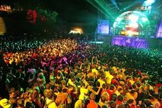 Best music festival in europe happens to be in my home country serbia 4 days of no sleep