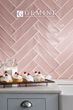 Affordable Wall & Floor Tiles Planning a home renovation? Why not try our Poitiers Rose Pink tiles? Home Decor Kitchen, Kitchen Design, Black Interior Doors, Pink Tiles, Herringbone Tile, Kitchen Tiles, Pink Kitchen Tile Ideas, Wall And Floor Tiles, Bathroom Interior Design