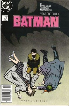 Batman: Year One (Part 1)