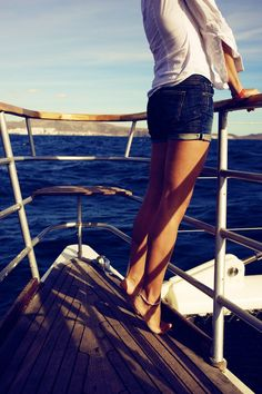 sailin' around the world