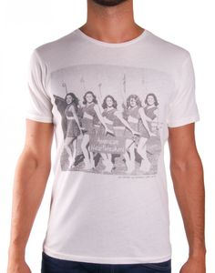 T-shirt blanc cassé imprimé Vocalshttp://www.letagehomme.com/t-shirt-blanc-casse-imprime-vocals.html