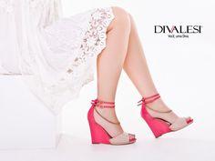 Modelo da coleção Primavera/Verão 2014 Divalesi.