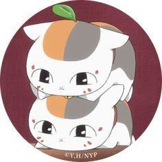 Nyanko sensei Natsume Takashi, Cut Cat, Natsume Yuujinchou, No Name, Animals And Pets, Anime, Geek Stuff, Manga, Cute