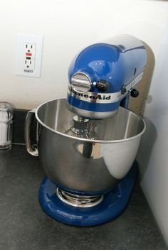 Fine Kitchenaid Mixer Light Blue My To Ideas