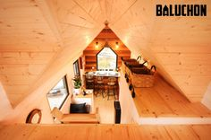 View From Bedroom Loft - Calypso by Baluchon