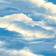 South Seas Glazier Mustang Meadows Open Sky Blue