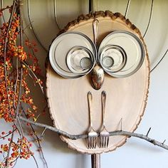 Homemade wood crafts to sell easy crafts to make and sell wood slice owl decor cool . homemade wood crafts to sell Fall Crafts For Adults, Easy Fall Crafts, Crafts For Seniors, Craft Ideas For Adults, Spring Crafts, Owl Crafts, Crafts To Sell, Decor Crafts, Adult Crafts