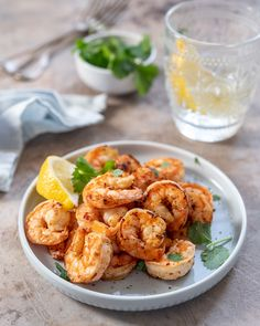 Ina Garten Appetizers That Will Please Every Crowd – SheKnows Ina Garten Roasted Shrimp, Food Network Recipes, Food Processor Recipes, Tapas, A Food, Food And Drink, Roasted Figs, Prosciutto, Seafood Recipes