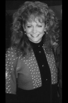 Big haired Reba