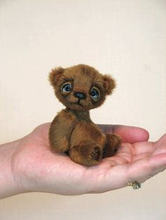 Custom Order Your Own Baby Mini Bear from White by whiteforest, $395.00