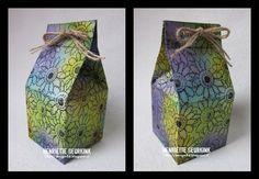 Henriette Geurkink -  Cadeau verpakking bloembollen