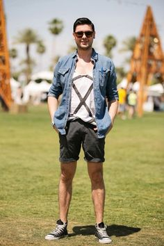 Coachella Style Stalking: 50  Snaps From Indio